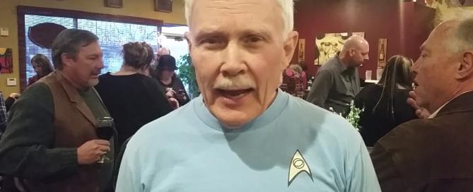mark loye Spock star trek